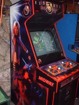 Arcade Makinası