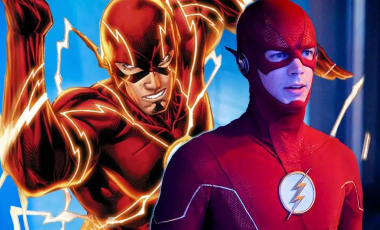 The Flash 6. Sezon Başladı