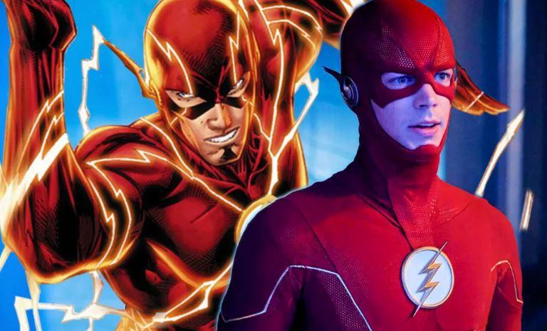 The Flash 6. Sezon Başladı